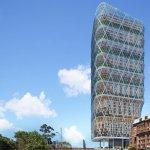 Arshia Mohfegh Architecture Tower Design Architectural Architect Designer Construction